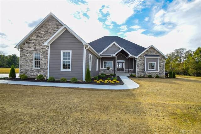 1251 Cole Harbor Drive, Troy, OH 45373 (MLS #851233) :: The Gene Group