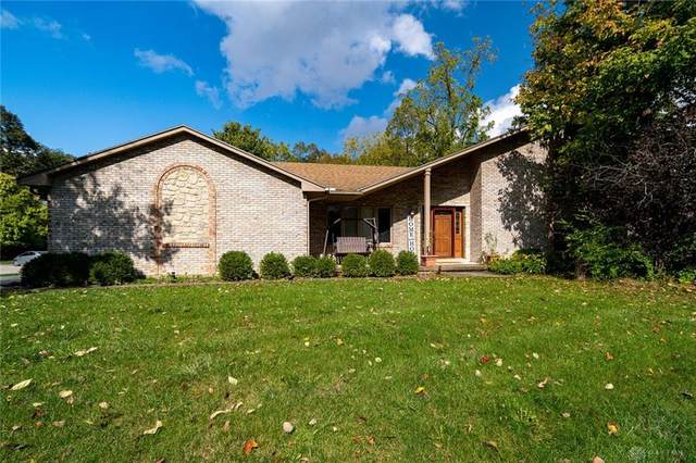 202 Denwood Trail, Clayton, OH 45315 (MLS #851261) :: The Westheimer Group