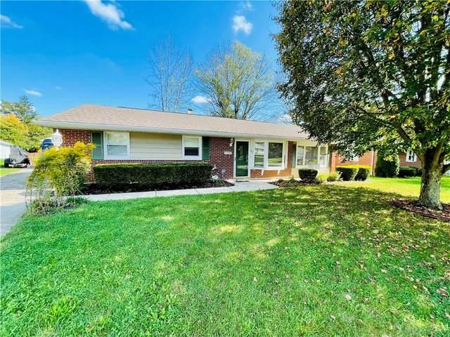 32 Carma Drive, Trotwood, OH 45426 (#851280) :: Century 21 Thacker & Associates, Inc.