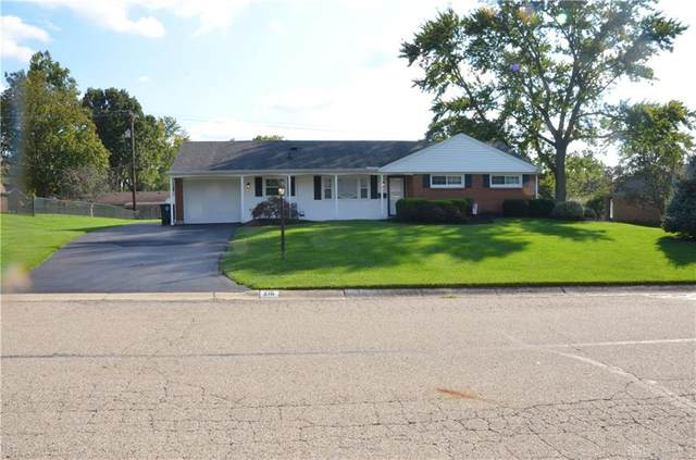 216 Blackstone Drive, Centerville, OH 45459 (MLS #851297) :: Bella Realty Group
