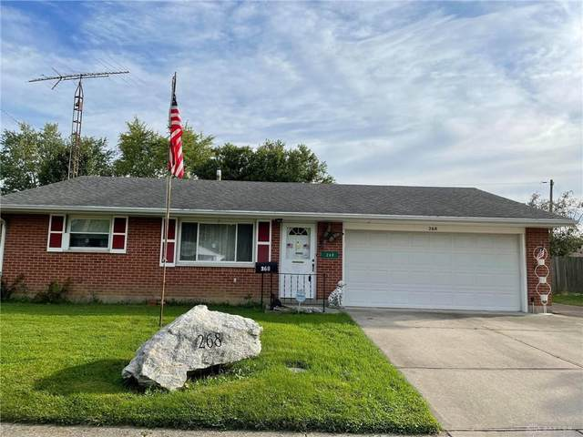 268 Mills Place, New Lebanon, OH 45345 (MLS #851299) :: The Gene Group