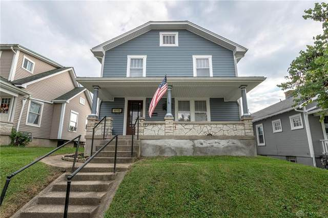724 E Pearl Street, Miamisburg, OH 45342 (MLS #851306) :: The Westheimer Group
