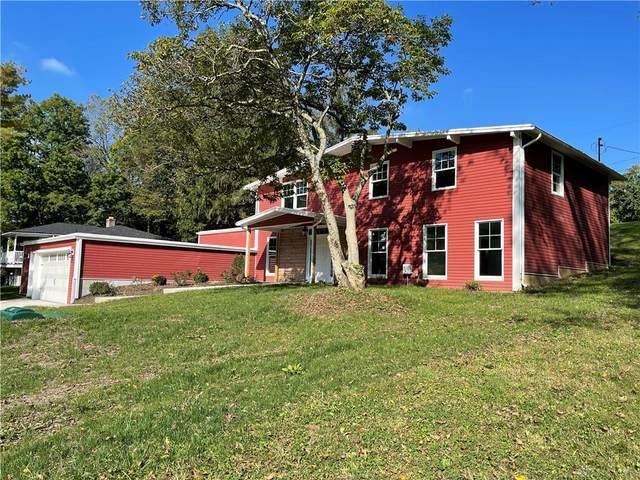 242 Meadow Lane, Springfield, OH 45505 (MLS #851332) :: Bella Realty Group