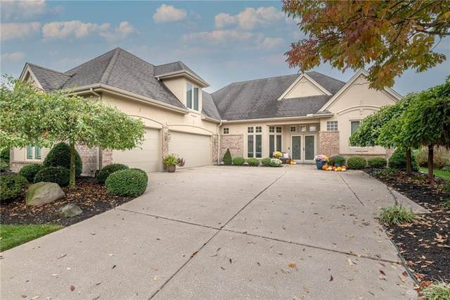 830 Vintage Lake Court, Centerville, OH 45458 (MLS #851335) :: The Gene Group