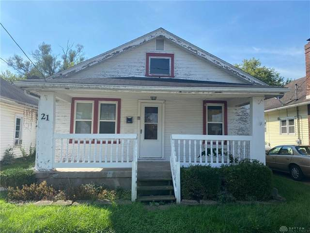 21 Farm Avenue, Franklin, OH 45005 (MLS #851357) :: The Westheimer Group