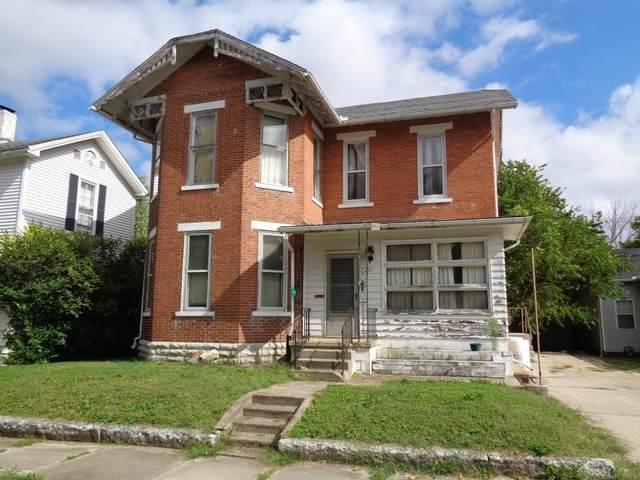 414 N Maple Street, Eaton, OH 45320 (MLS #851378) :: The Gene Group
