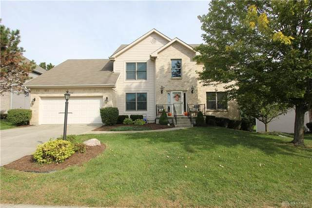 1518 Ashworth Drive, Vandalia, OH 45377 (MLS #851387) :: Bella Realty Group