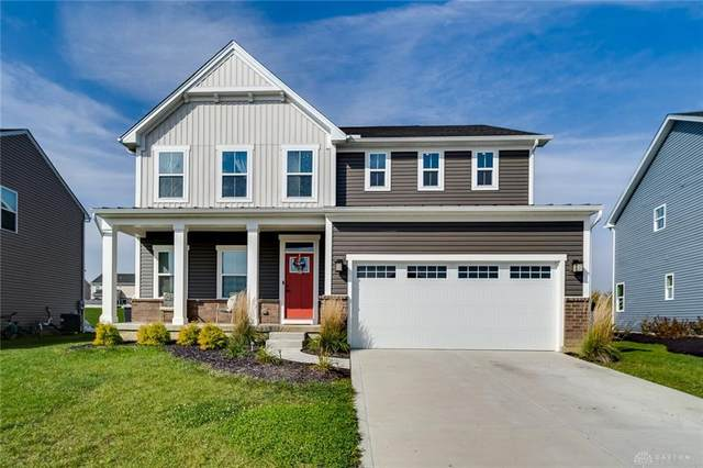 9397 Lakeside Street, Tipp City, OH 45371 (#851394) :: Century 21 Thacker & Associates, Inc.