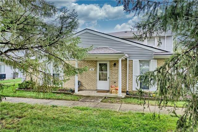 307 Chadwick Place, Fairborn, OH 45324 (MLS #851399) :: Bella Realty Group