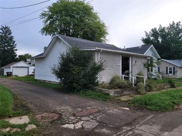 218 E Mccabe Street, Eaton, OH 45320 (MLS #851403) :: The Gene Group