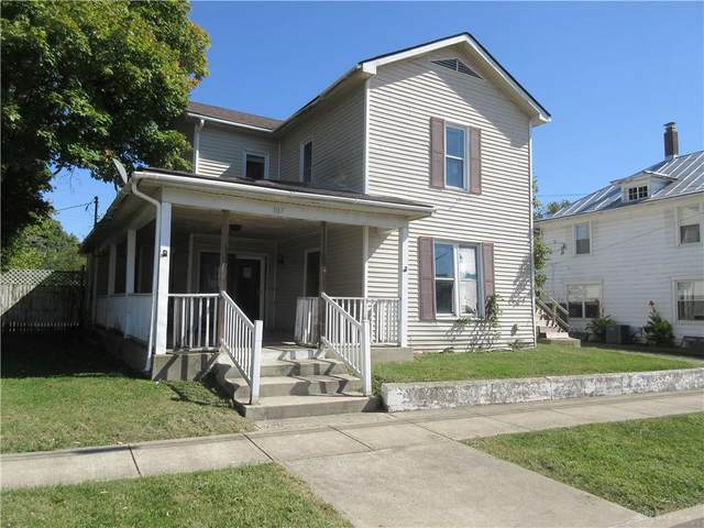 107 S Main Street, Pleasant Hill, OH 45359 (MLS #851438) :: Bella Realty Group