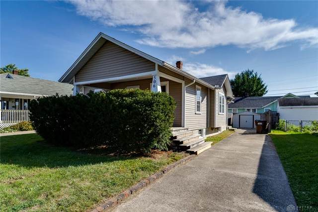 506 N Central Avenue, Fairborn, OH 45324 (MLS #851449) :: The Gene Group