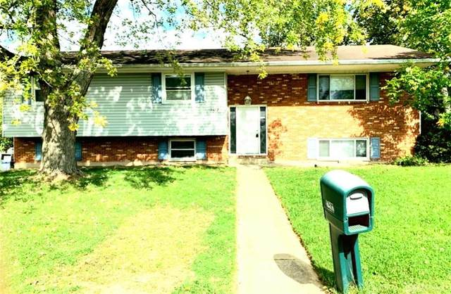 2517 Clifty Falls Road, West Carrollton, OH 45449 (MLS #851454) :: The Westheimer Group