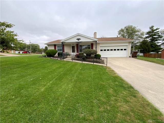 1237 Highland Drive, Greenville, OH 45331 (MLS #851466) :: The Gene Group