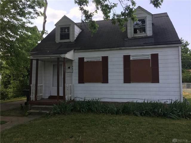 4639 Genesee Avenue, Dayton, OH 45406 (MLS #851472) :: The Gene Group
