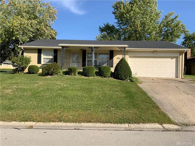 1238 Highland Drive, Greenville, OH 45331 (MLS #851493) :: The Gene Group