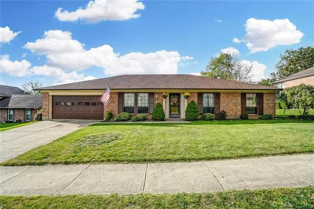 2124 Robinhood Drive, Miamisburg, OH 45342 (MLS #851496) :: The Westheimer Group