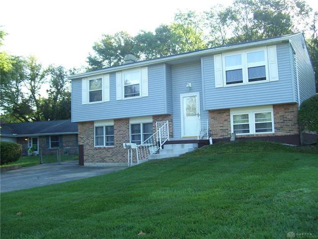 607 Marshall Drive, Xenia, OH 45385 (MLS #851497) :: The Gene Group