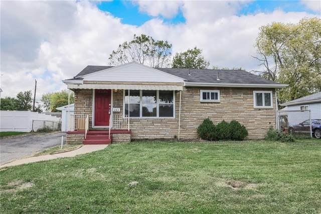 283 Spinning Road, Dayton, OH 45431 (#851506) :: Century 21 Thacker & Associates, Inc.