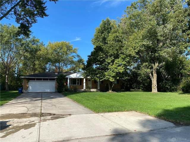 7275 Mckenna Place, Englewood, OH 45322 (MLS #851513) :: The Gene Group