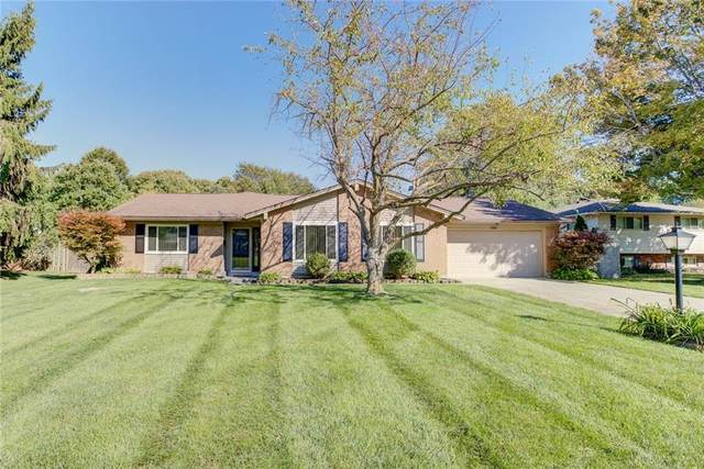 7936 Southbury Drive, Centerville, OH 45458 (MLS #851517) :: Bella Realty Group