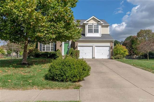 1175 Yankee Woods Drive, Centerville, OH 45458 (MLS #851521) :: The Westheimer Group