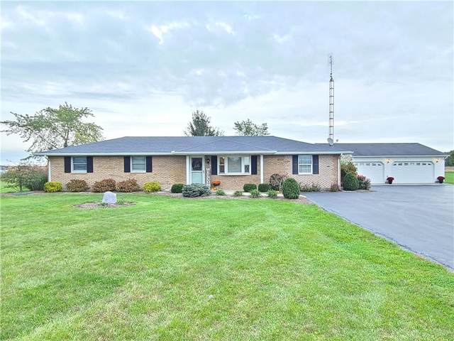 8355 Kniseley Road, Greenville, OH 45331 (MLS #851540) :: The Gene Group