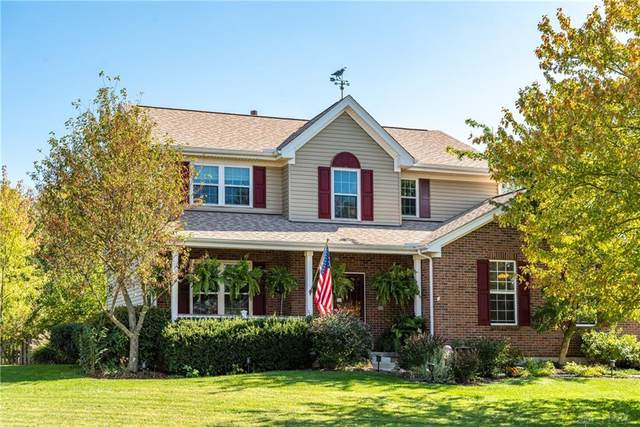 20 Pembrook Drive, Springboro, OH 45066 (MLS #851552) :: The Westheimer Group