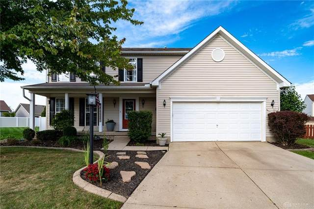 2493 Featherston Court, Miamisburg, OH 45342 (MLS #851554) :: The Westheimer Group