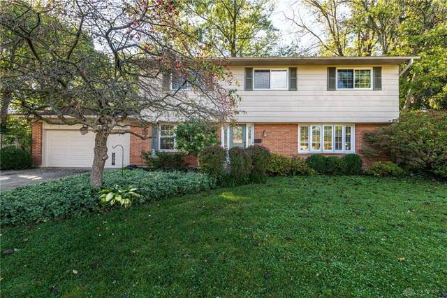 136 Mimosa Drive, Centerville, OH 45459 (MLS #851564) :: The Gene Group