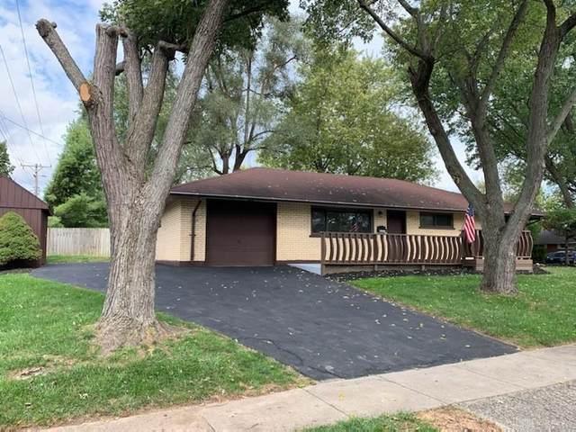 2325 Kajean Avenue, Dayton, OH 45439 (#851594) :: Century 21 Thacker & Associates, Inc.