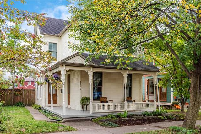 1952 E 4th Street, Dayton, OH 45403 (MLS #851674) :: The Gene Group