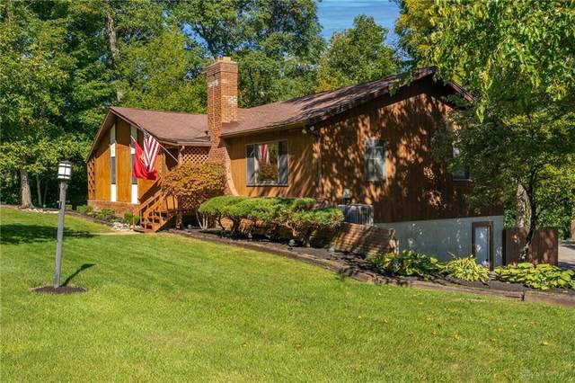 450 Lamplighter Place, Xenia Twp, OH 45385 (MLS #851681) :: Bella Realty Group