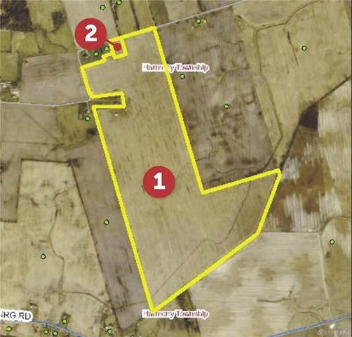 00 Old Osborne Route, Harmony Twp, OH 45369 (MLS #851694) :: The Gene Group