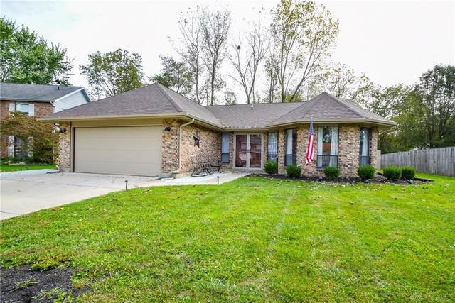 6920 Citrus Circle, Huber Heights, OH 45424 (MLS #851711) :: The Gene Group
