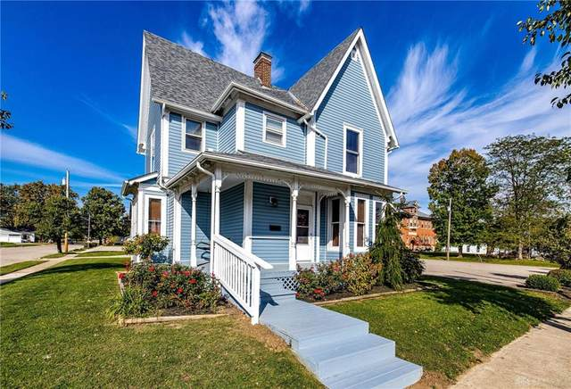 194 W Central Avenue, Camden, OH 45311 (MLS #851723) :: The Gene Group