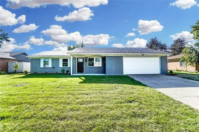 826 Branford Road, Troy, OH 45373 (MLS #851728) :: The Gene Group