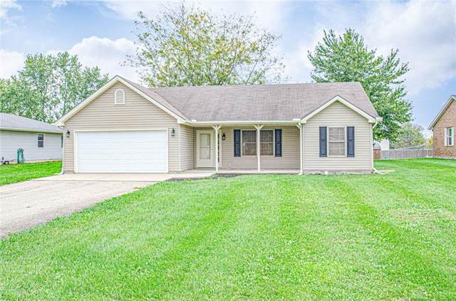 160 Finland Drive, Eaton, OH 45320 (MLS #851783) :: The Gene Group