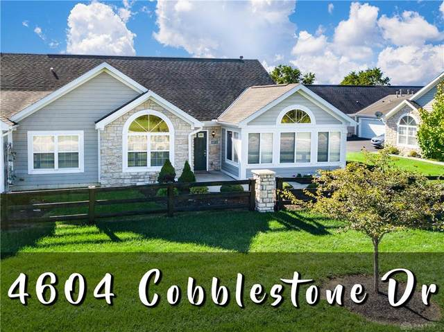 4604 Cobblestone Drive, Tipp City, OH 45371 (MLS #851824) :: The Gene Group