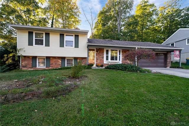 45 Bramblebush Lane, Springboro, OH 45066 (MLS #851879) :: The Westheimer Group