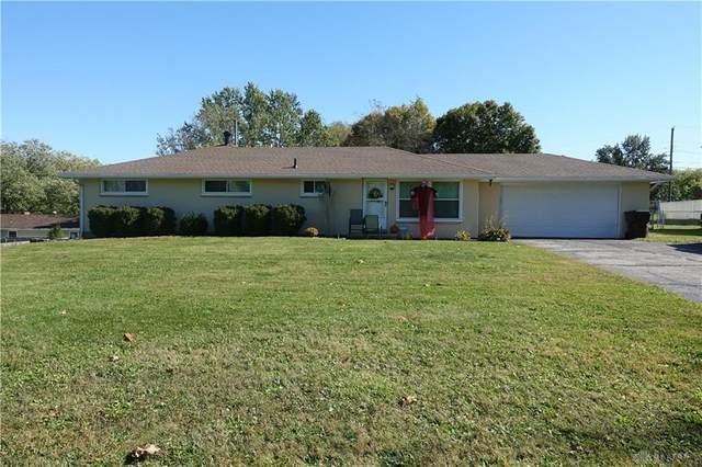 2462 Thor Drive, Moorefield Twp, OH 45503 (MLS #851925) :: Bella Realty Group