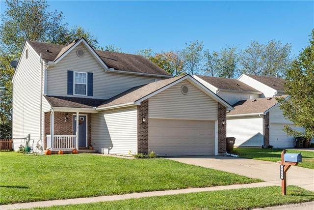2845 Raxit Court, Xenia, OH 45385 (MLS #851959) :: The Gene Group