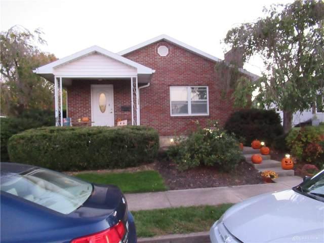 106 E 1st Street, Arcanum, OH 45304 (MLS #851968) :: Bella Realty Group