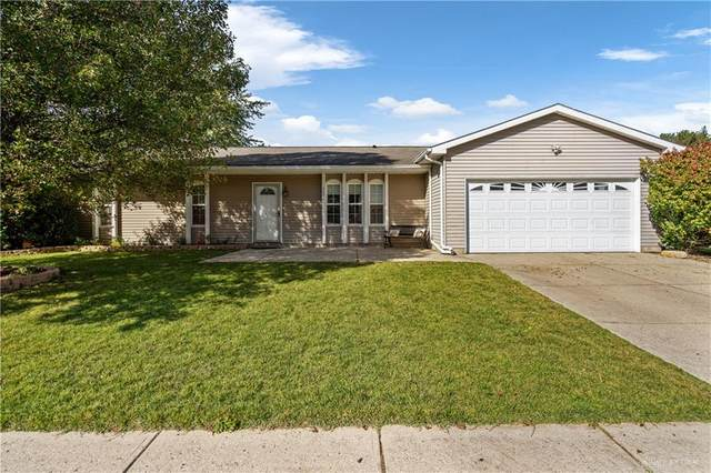 6894 Joseph Drive, Mad River Township, OH 45323 (MLS #852017) :: Bella Realty Group