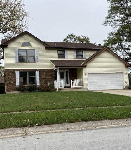 605 Applehill Drive, West Carrollton, OH 45449 (MLS #852024) :: The Westheimer Group