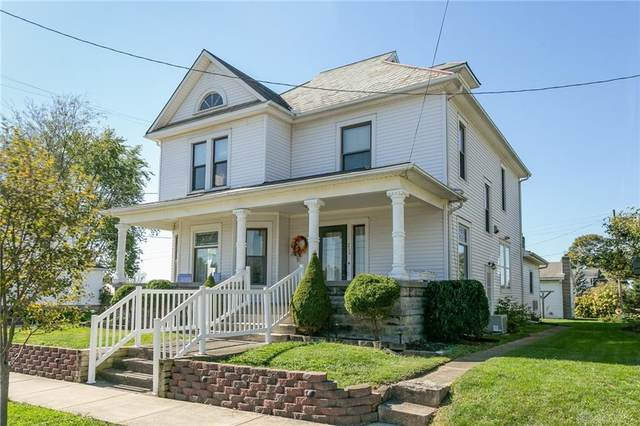210 S Main, Pleasant Hill, OH 45359 (MLS #852027) :: Bella Realty Group