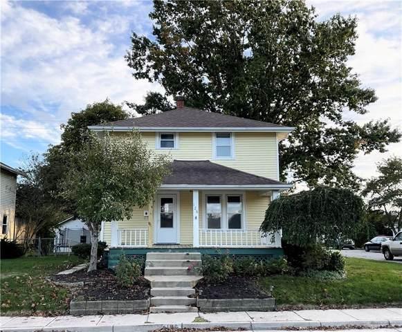 126 W Franklin Street, Tipp City, OH 45371 (MLS #852036) :: Bella Realty Group