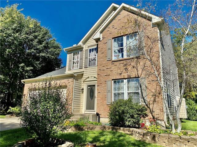 9617 Olde Georgetown Way, Centerville, OH 45458 (MLS #852075) :: The Westheimer Group
