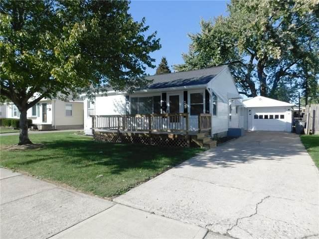 545 Fernwood Drive, Troy, OH 45373 (MLS #852084) :: Bella Realty Group