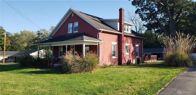 7990 Chambersburg Road, Huber Heights, OH 45424 (MLS #852104) :: Bella Realty Group